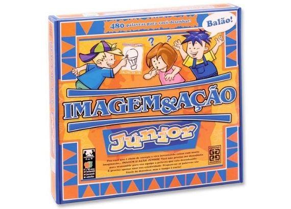 jogos de tabuleiro infantil imagem&ação jr