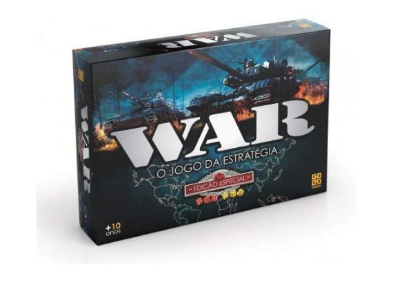 jogos de tabuleiro infantil jogo war