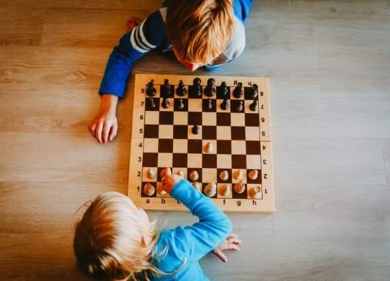 jogos de tabuleiro infantil xadrez