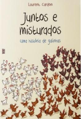livros para festa do pijama: juntos e misturados