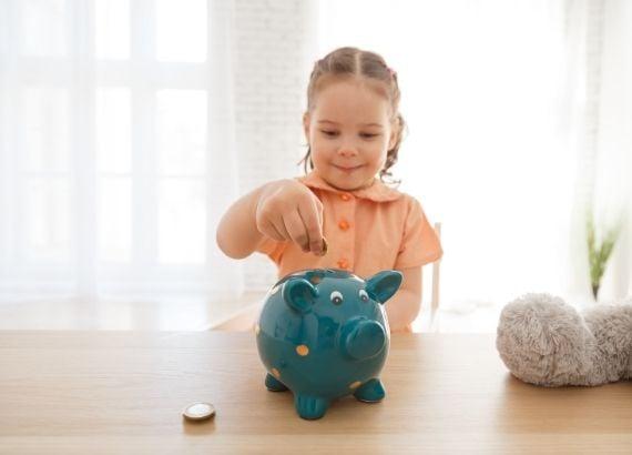 o que é educação financeira infantil