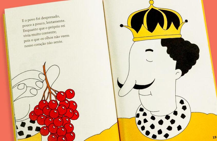 O que os olhos não veem: livro infantil de Ruth Rocha essencial para os dias de hoje