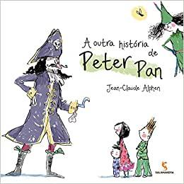 histórias de contos de fadas: a outra história do peter pan