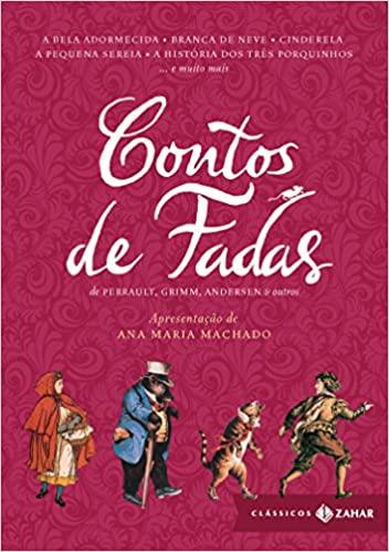 Livros de contos de fadas: contos de fadas ana maria machado
