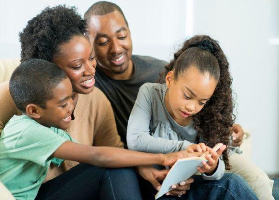 ler em família