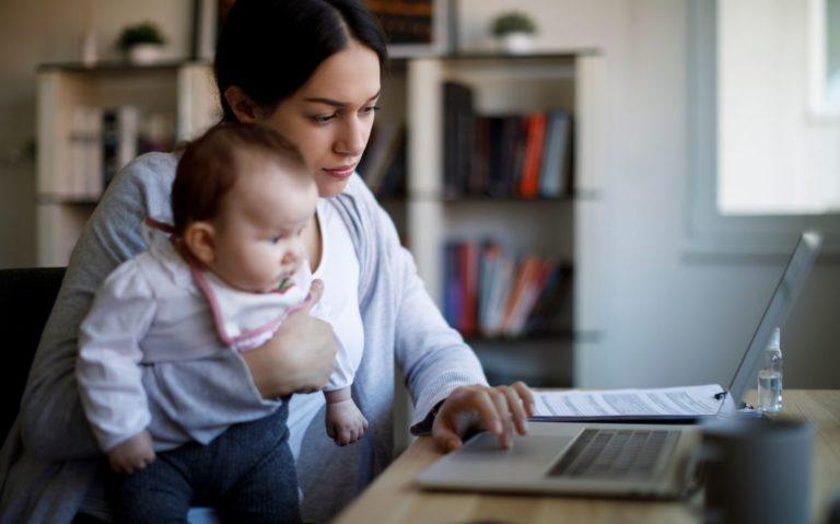maternidade e desemprego