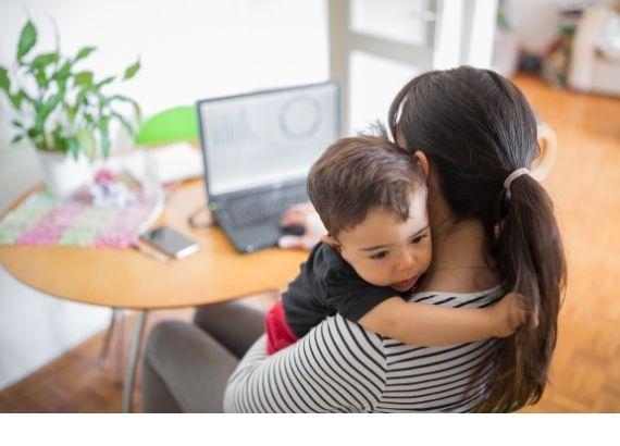 maternidade e desemprego na pandemia