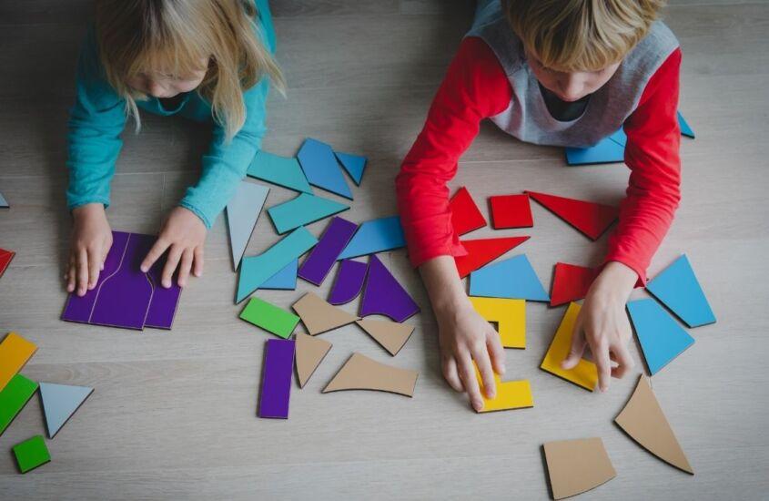 O que é Tangram? Aprenda e conheça 10 benefícios para o seu filho