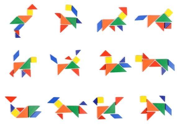 o que é tangram baixar tangram para imprimir