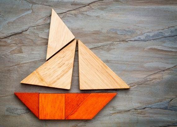 o que é tangram lenda do tangram
