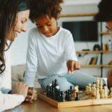 como ensinar xadrez para crianças