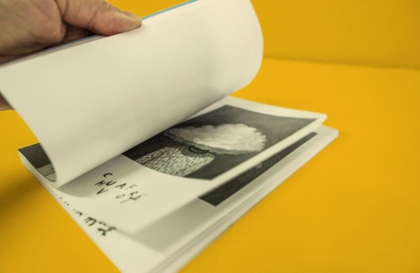o que é flip book e aprenda como fazer um