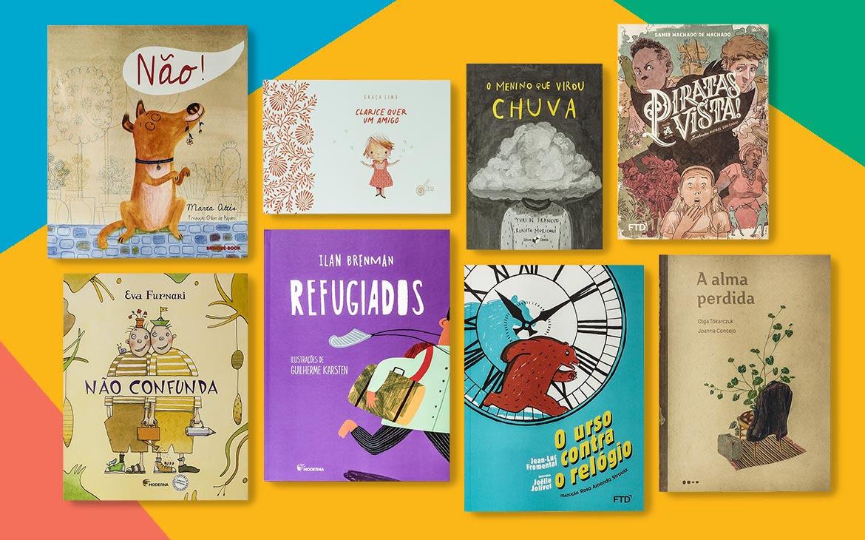 títulos de livros infantis