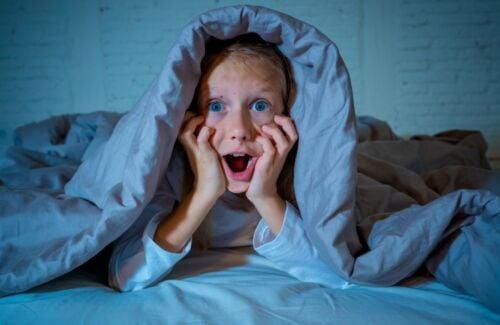 terror noturno em crianças