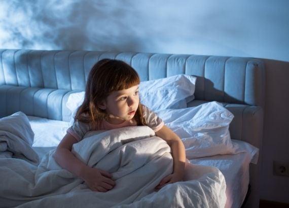 terror noturno em crianças como lidar