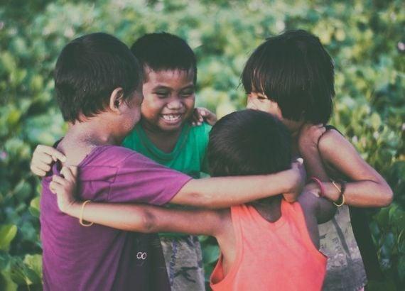 importância da amizade de infância