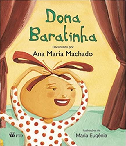 Livros da Ana Maria Machado: Dona Baratinha