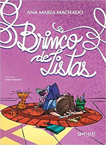Livros da Ana Maria Machado - Brinco de Listas