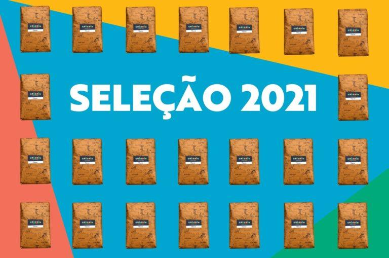 Livros enviados pelo Clube Quindim em 2021