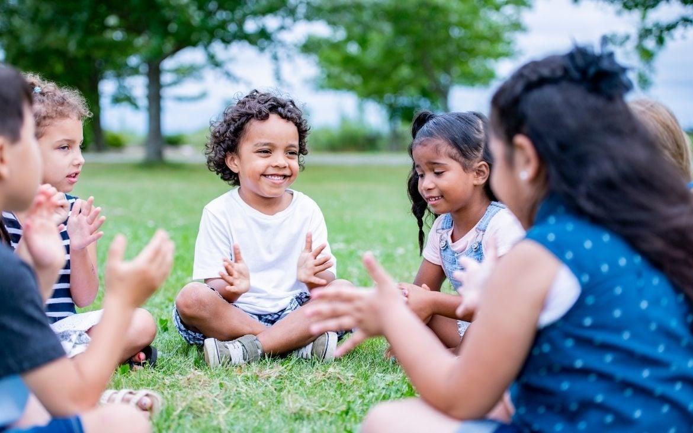 Parlenda na educação infantil