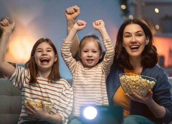 Divirta-se com bons filmes de comédia infantil!