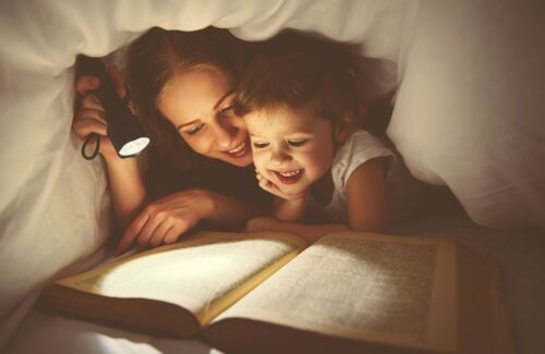 Histórias assustadoras para contar no escuro que as crianças vão amar