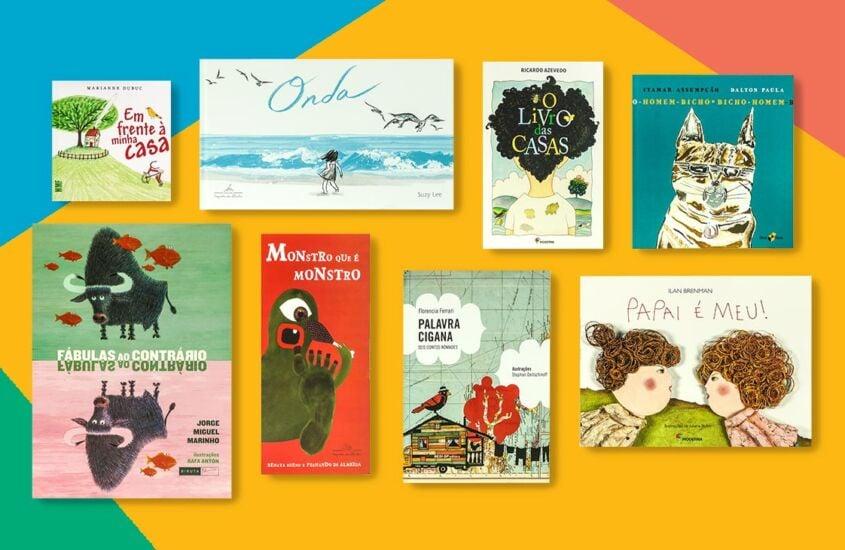 8 livros infantis que você precisa conhecer