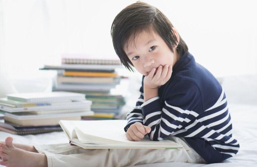 Autismo infantil e o papel da leitura para as crianças