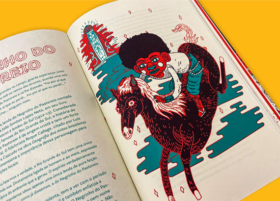 lendas do folclore brasileiro