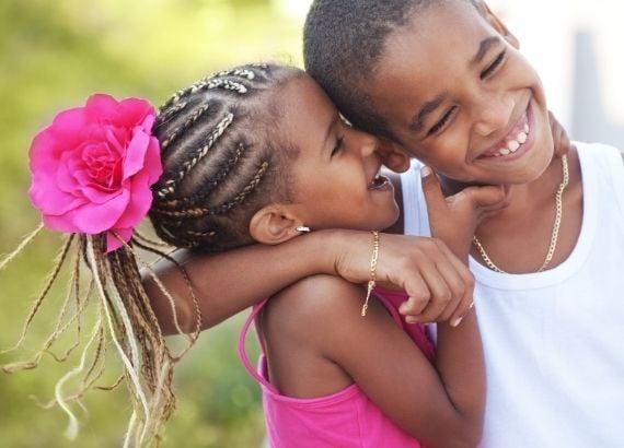 A autoestima da criança negra