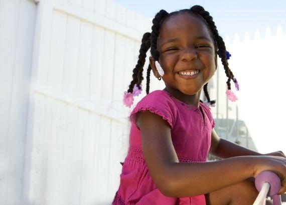 A importância da autoestima da criança negra