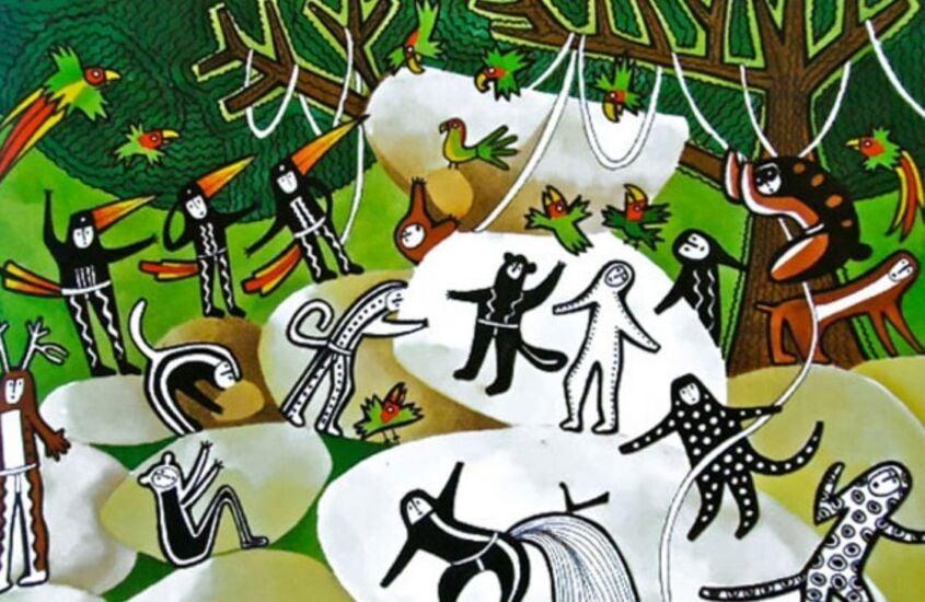 Ensine a importância da floresta amazônica a seus filhos e conscientize-os sobre a preservação do Meio Ambiente!