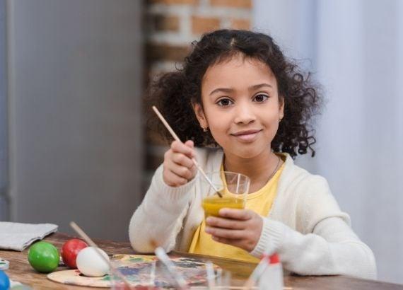 A importância da pintura na educação infantil. Quais são os benefícios da pintura na educação infantil