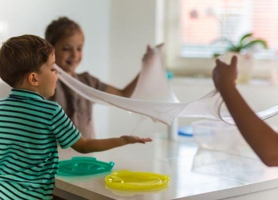 Como fazer slime em casa. Receitas de slime caseiro