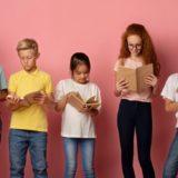 Livros para meninas e meninos