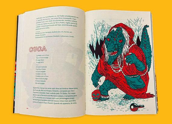 Histórias do folclore brasileiro: Cuca