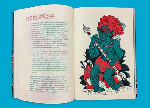 Histórias do folclore brasileiro: Curupira
