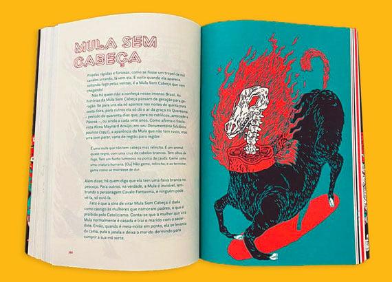 Histórias do folclore brasileiro: mula sem cabeça