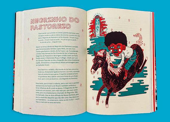 Histórias do folclore brasileiro: Negrinho do pastoreio