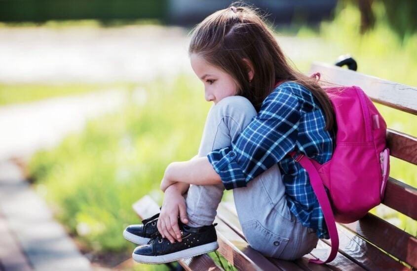 Precisamos falar sobre a ansiedade infantil e suas consequências