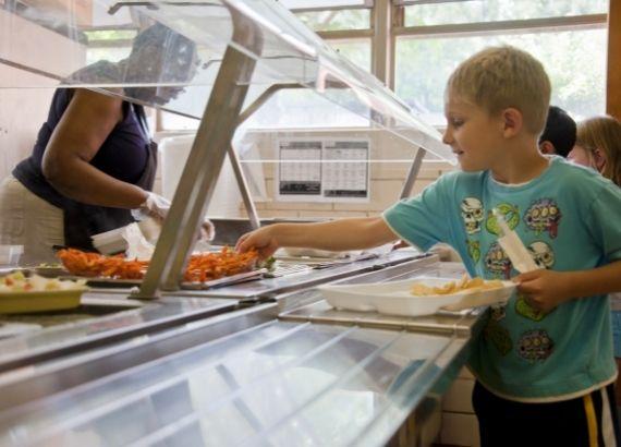 Hábitos alimentares e alimentação na escola