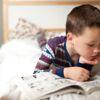 Histórias em quadrinhos para crianças: conheça sua origem e os benefícios para os pequenos que leem gibis