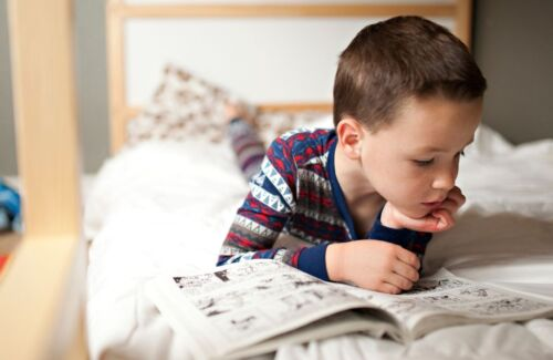 histórias em quadrinhos para crianças