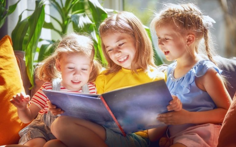 Livros de imagem que as crianças vão amar