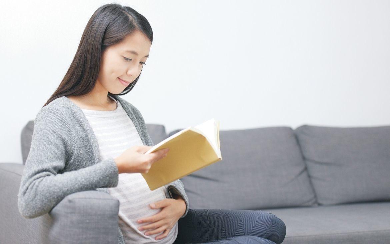 livros para ler na gravidez para o bebê