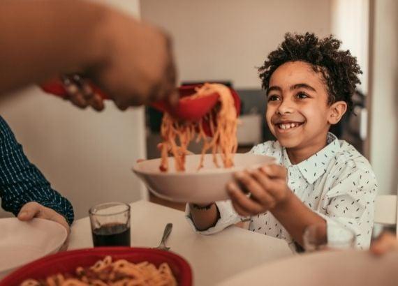 rotina alimentar e alimentação infantil de qualidade