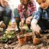 Horta para crianças: ensine seu filho a plantar e aproveite todos os benefícios da jardinagem!