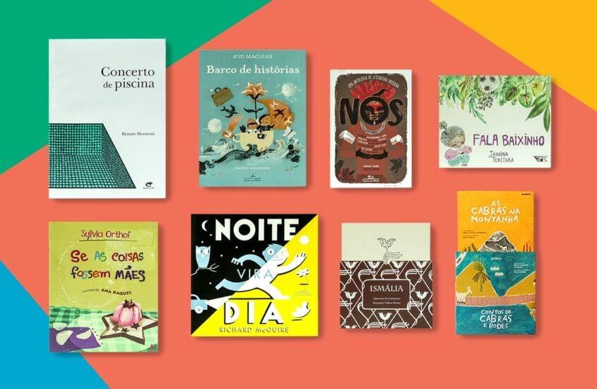Livros incríveis para ler com as crianças de 0 a 12 anos
