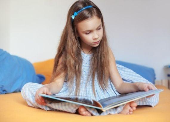 Paixão por livros. Meu filho não gosta de ler
