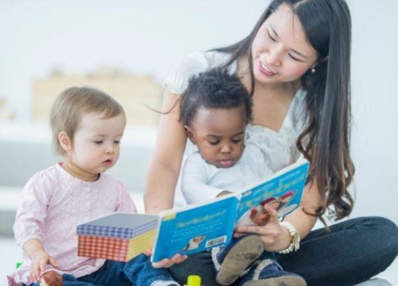 Como ler um livro infantil só com imagens. Livro de imagem ou livro-imagem